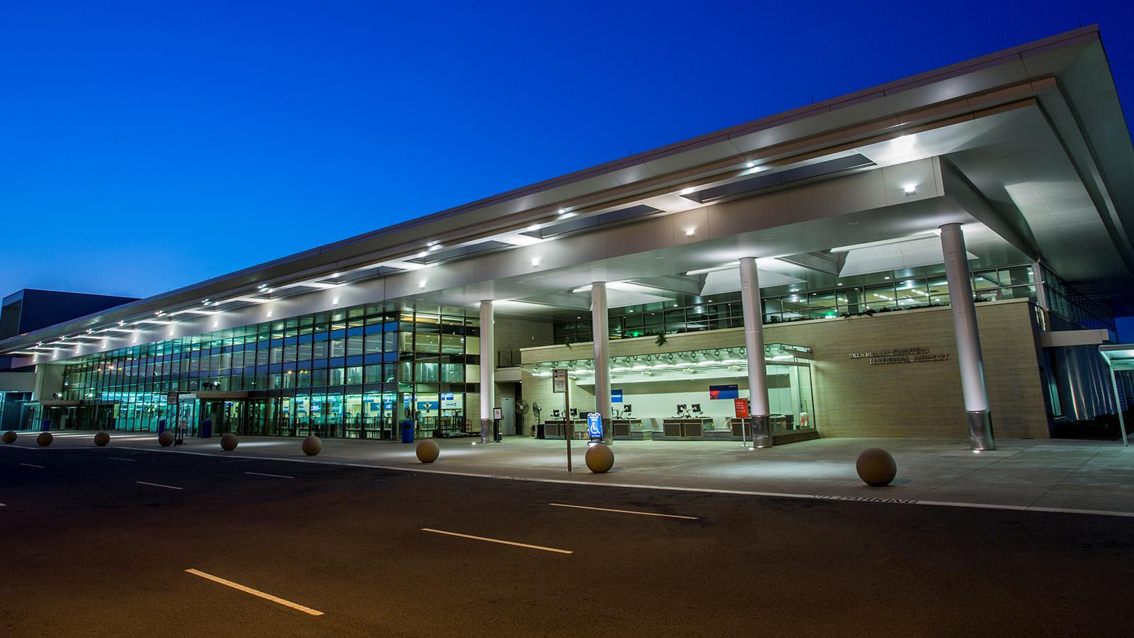 Bil airport address